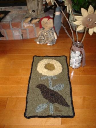 Hooked Wool Rugs