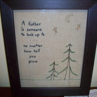 Primitive Stitcheries - Family
